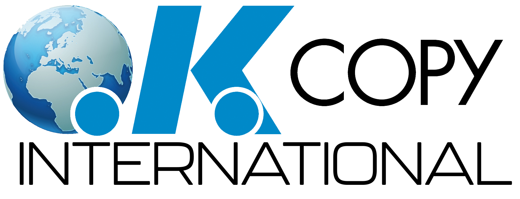 Ok Copy International Logo